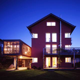 Zwei Wohnwürfel in Sigmaringen