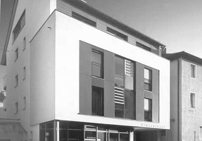 Architekt Sigmaringen löffler architekten ingenieure gmbh projekte i